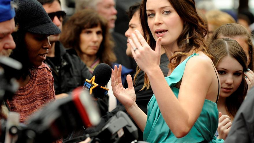 Emily Blunt estará en la película de Christopher Nolan sobre la bomba atómica