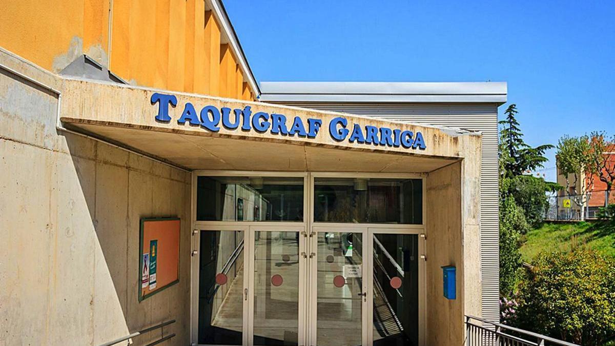 Escola Taquígraf Garriga, d'Esparreguera