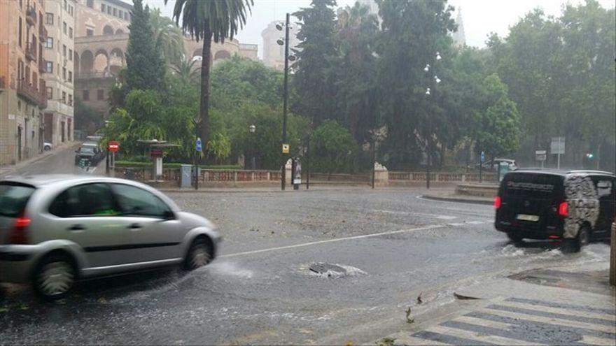 Activen l'alerta del pla Inuncat per la previsió de pluges intenses dijous a la meitat oest de Catalunya