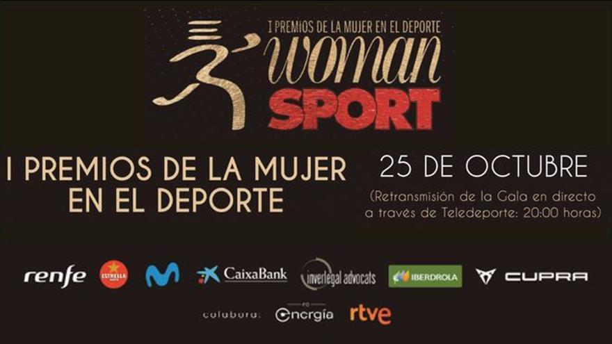 Nacen los premios Woman Sport