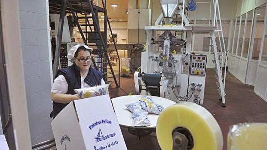 Bonilla vende patatas 'online' con entrega en todo el país en 48 horas
