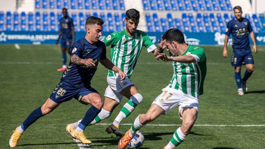 El UCAM buscará la primera victoria ante el Betis Deportivo