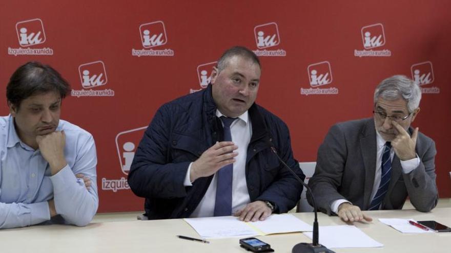 """IU de Asturias pide explicaciones a Llamazares y """"responsabilidad y apoyo"""" a la dirección federal"""