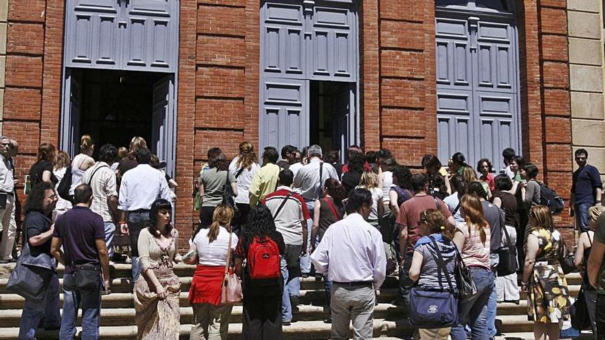 Zamora acoge pruebas de cuatro especialidades de Secundaria