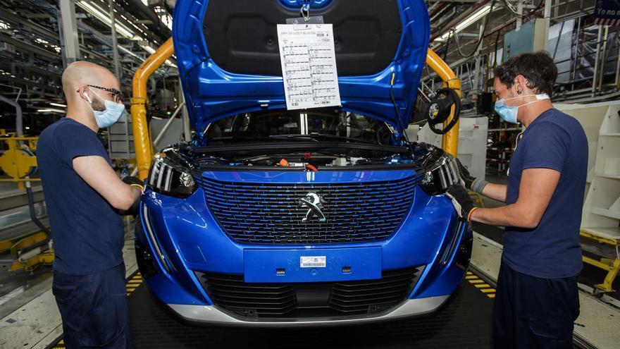 Nuevo récord de PSA Vigo: registra la mayor producción de vehículos desde su puesta en marcha