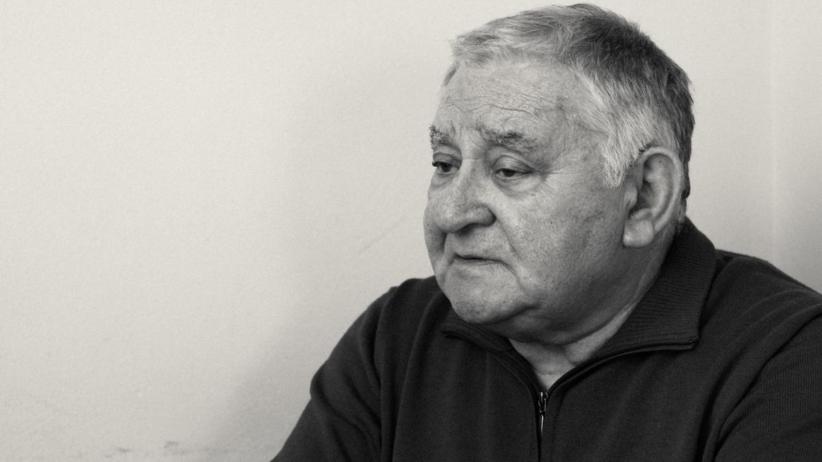 Manuel Lorenzo, actor y dramaturgo.