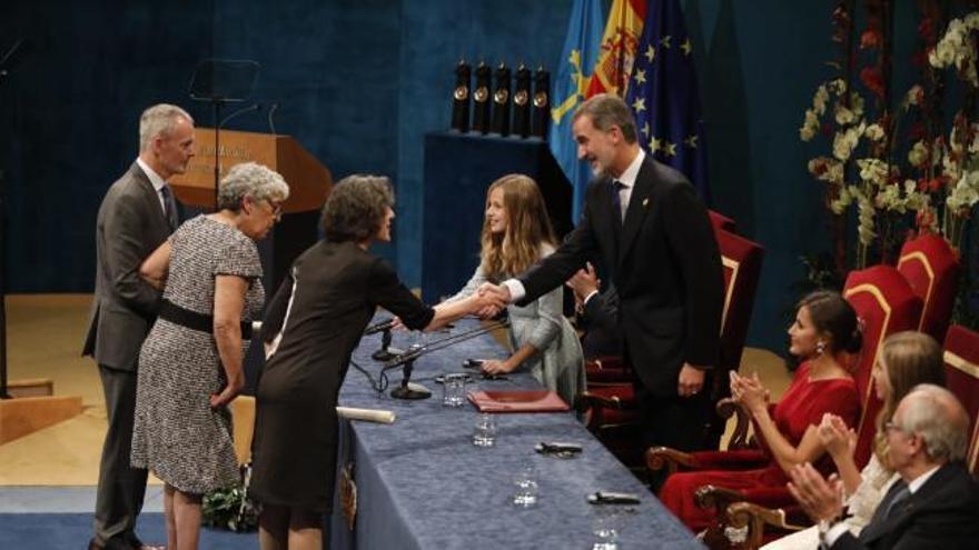 Premios Princesa de Asturias: Así fue la ceremonia de entrega de los premios