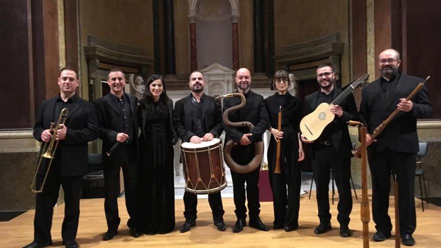 Presentación Festival MusAS. Música Antiga Sagunt