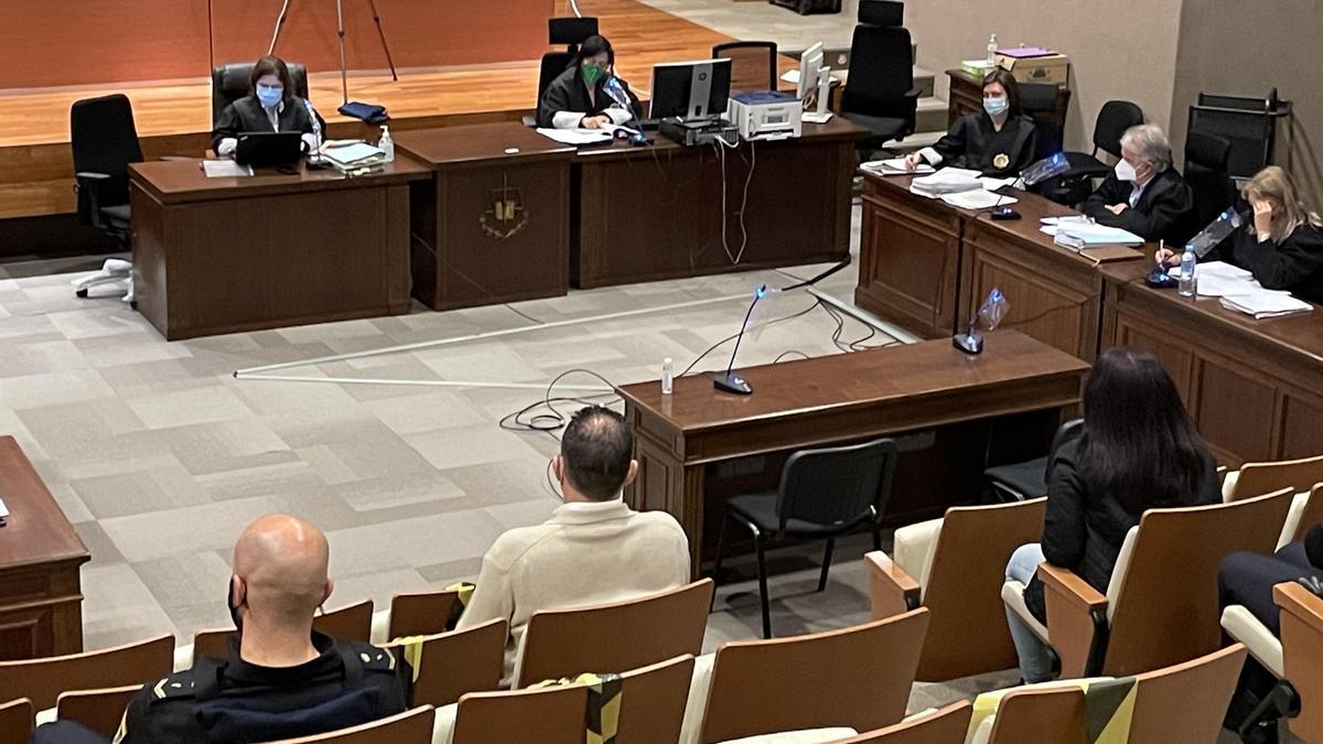Juicio con jurado popular en la Audiencia Provincial de Castellón