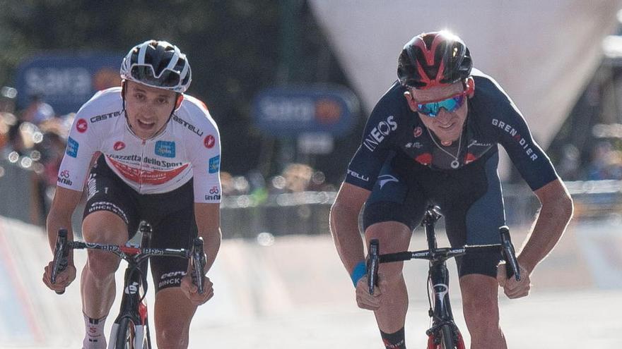 Sigue en directo la etapa de hoy del Giro: Cernusco sul Naviglio - Milán