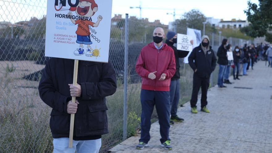 El nuevo Plan General impedirá actividades industriales como la hormigonera en Son Güells