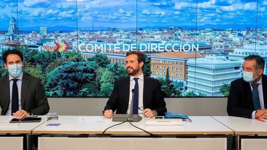 El Comité de Derechos del PP no expedientará a Cospedal