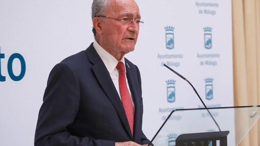 De la Torre advierte de la estabilización de la incidencia del virus en Málaga