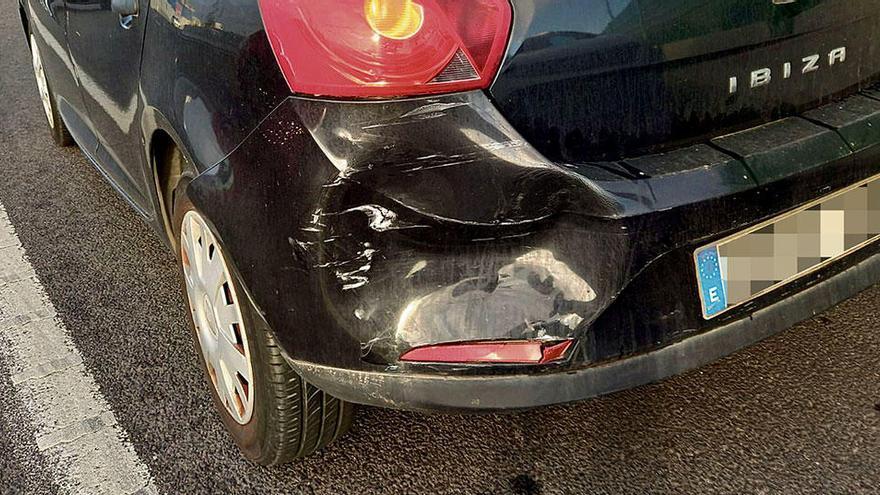 Was tun bei einem Autounfall auf Mallorca?