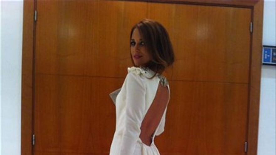 Paula Echevarría estalla por las críticas contra ella en pleno embarazo