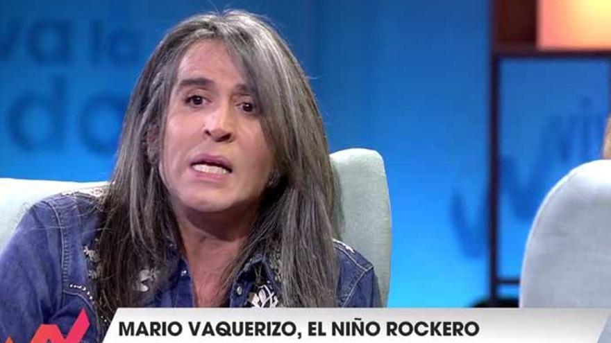 Mario Vaquerizo defiende a Michael Jackson en 'Viva la vida'
