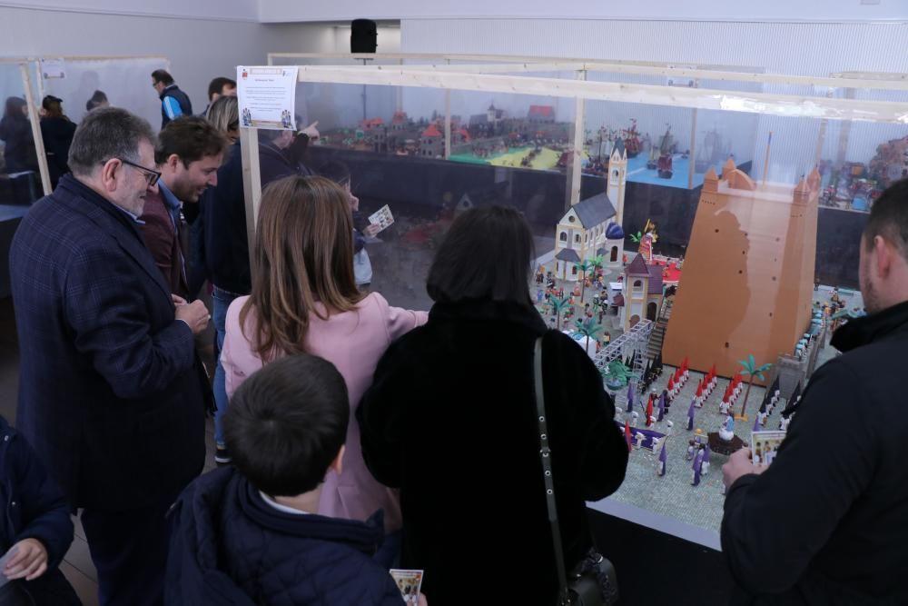 II Exposición Playmobil en Torrent