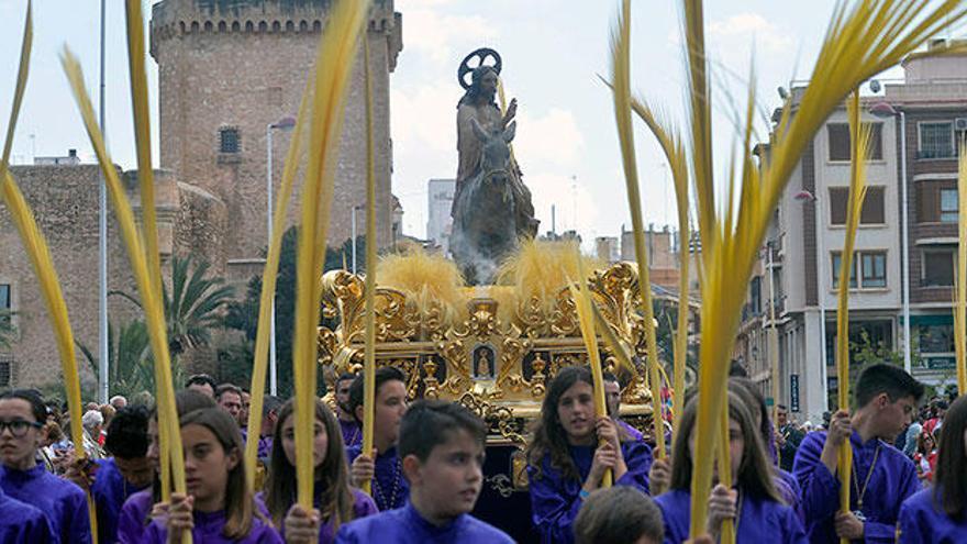 Semana Santa en Elche: Programa de actos y procesiones