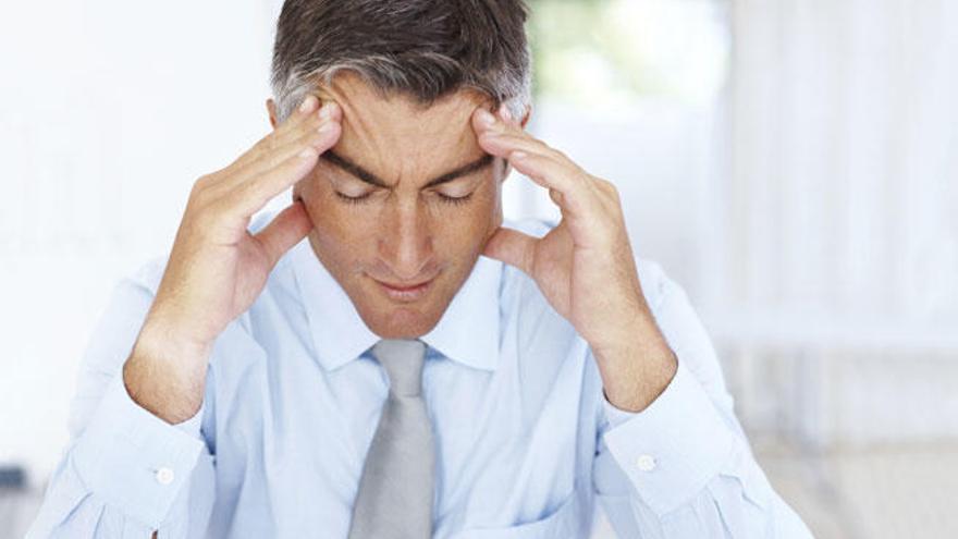 El dolor de cabeza tensional puede tener múltiples causas.