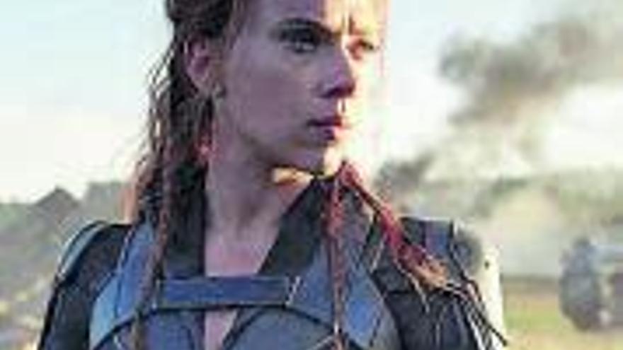 L'estrena del film «Viuda negra» enfronta Scarlett Johansson amb Disney +