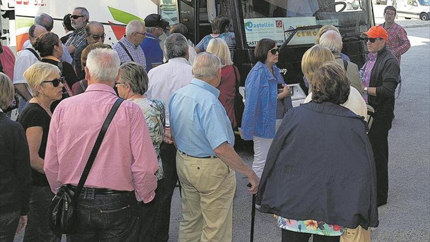 4.000 personas mayores pueden reservar ya sus vacaciones en Castellón