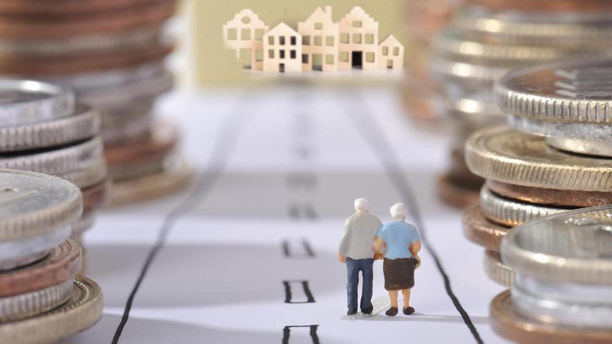 Cómo convertir la vivienda en un plan de pensiones