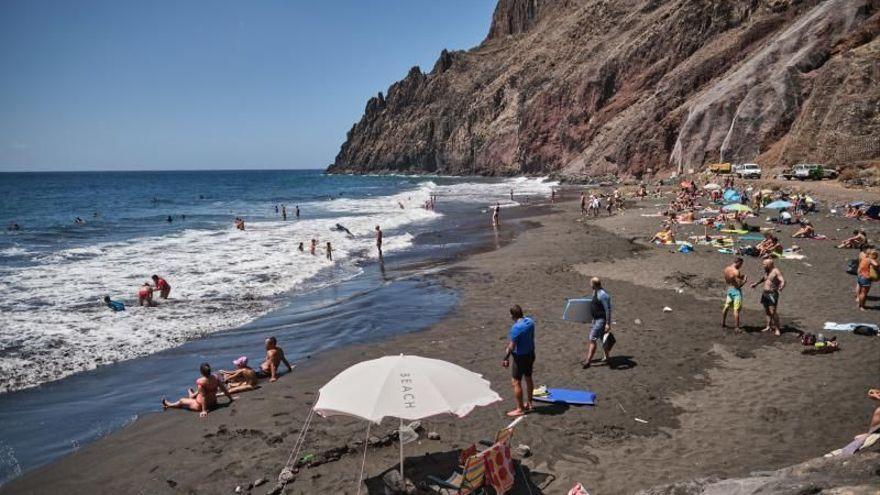 Reabre la playa Las Gaviotas
