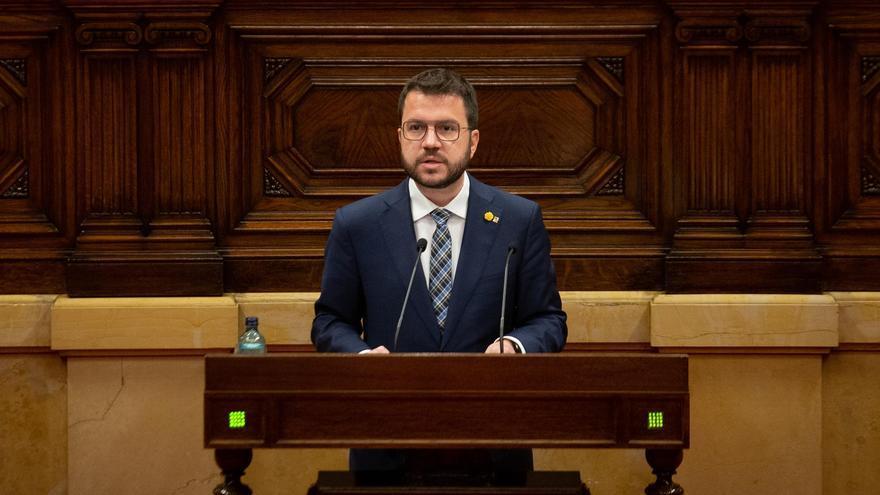 ERC i Junts arriben a un principi d'acord per desencallar la investidura i formar un govern de coalició