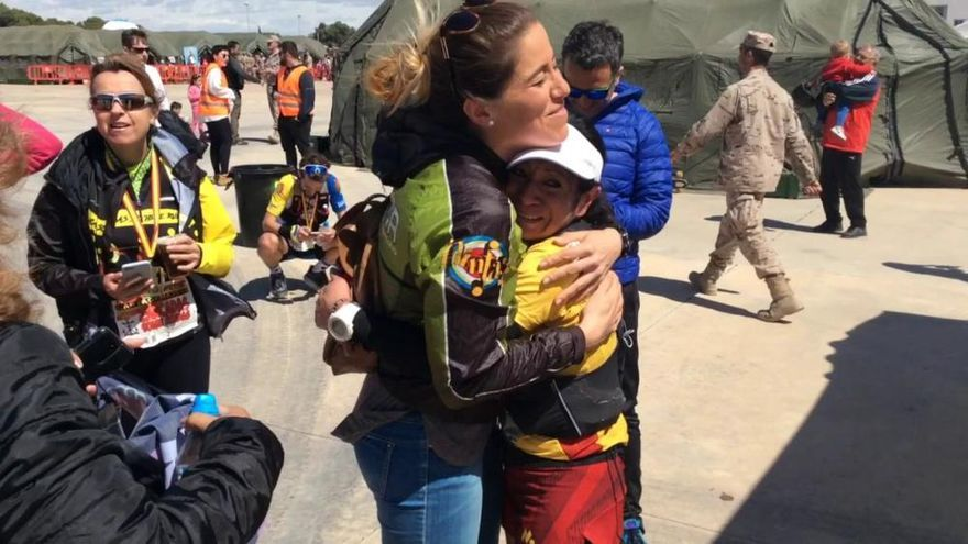 Irma Lorena Duchi gana la X Ruta de las Fortalezas