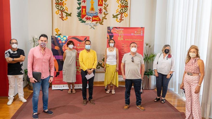 El Ayuntamiento presenta 'Cartagena es Cultura'