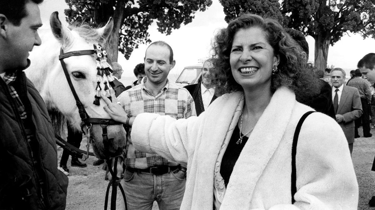 Carmen Alborch es uno de los grandes nombres de la política y feminismo valenciano, un ejemplo de reivindicación constante.
