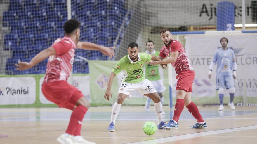 El Palma Futsal conquista el VIII Trofeo Ciutat de Palma