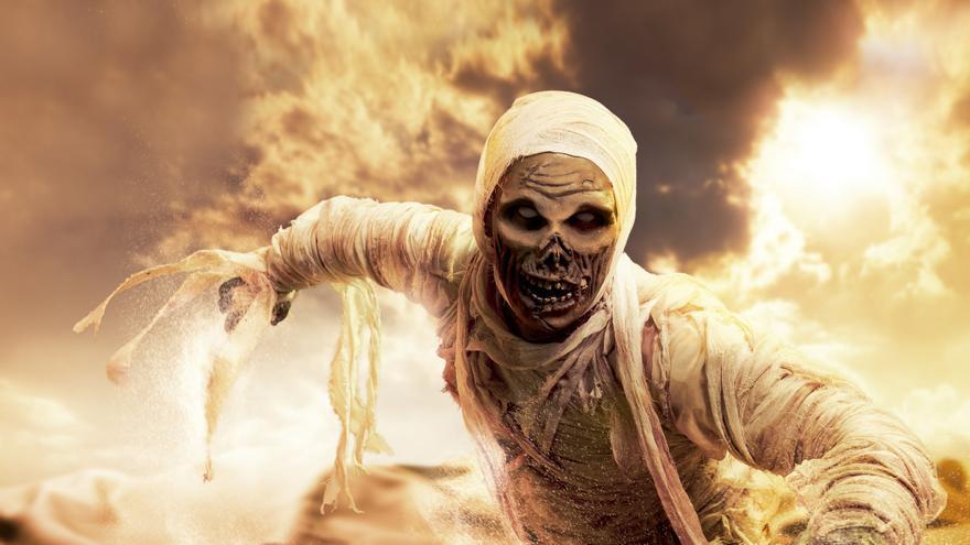 Planes de Halloween: ¿quieres viajar al Egipto más terrorífico?