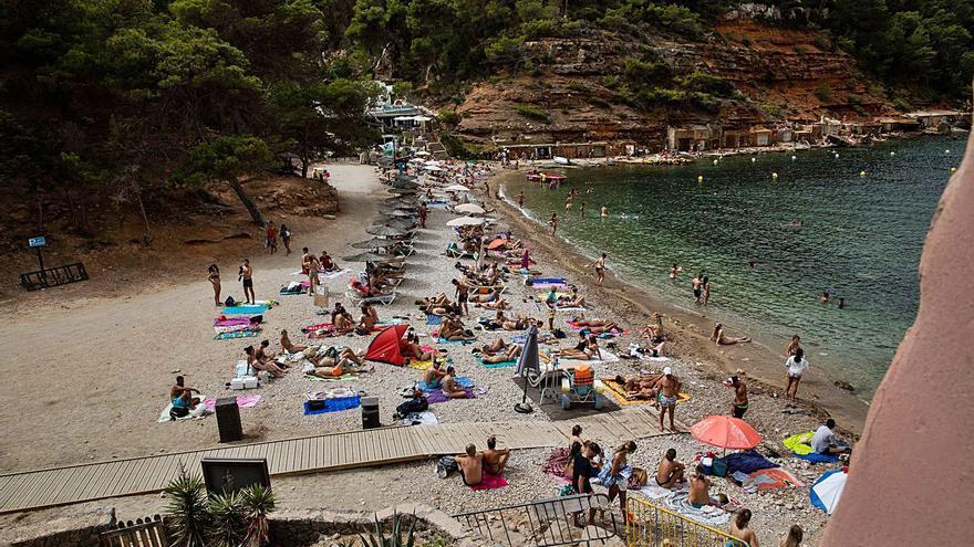La tarifa media de los hoteles de Ibiza y Formentera en agosto fue la más alta de toda la historia