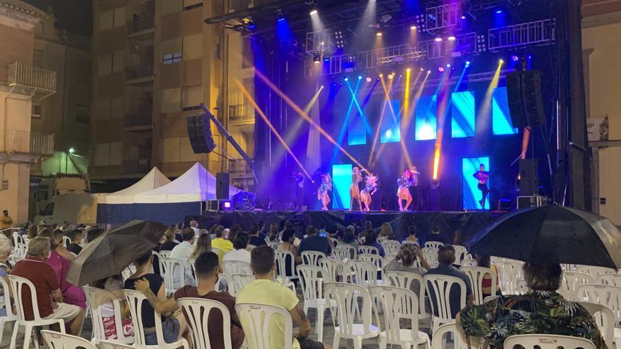 Nules celebra la víspera de Sant Bartomeu con música