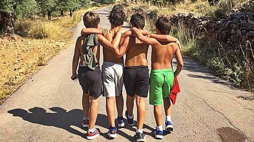 """Palau: """"Quiero que los niños crezcan como hermanos"""""""