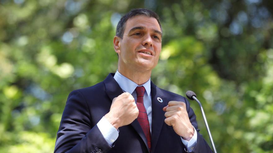 Sánchez, optimista con las posibilidades de Calviño de presidir el Eurogrupo