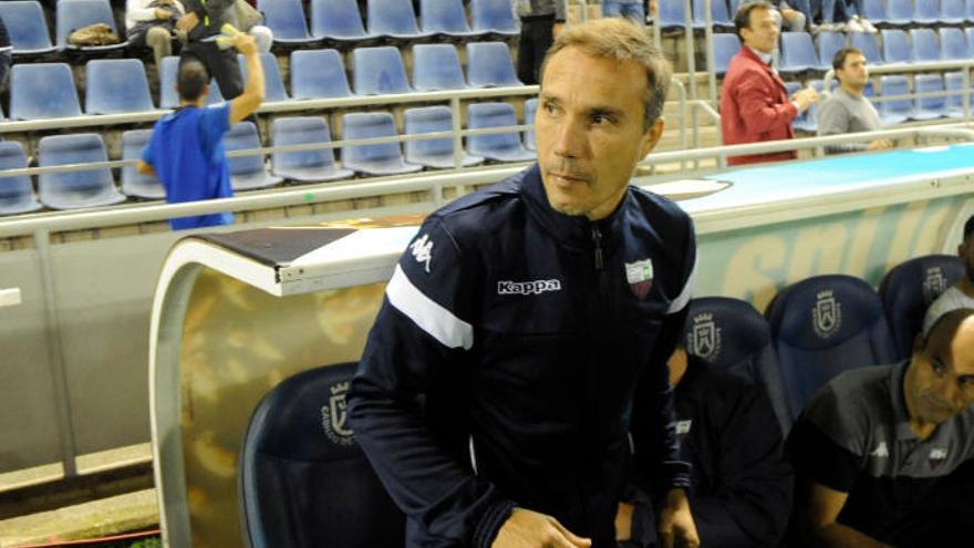 """Antonio Rodríguez 'Rodri': """"El Tenerife no será de los que tendrán que esperar al final"""""""