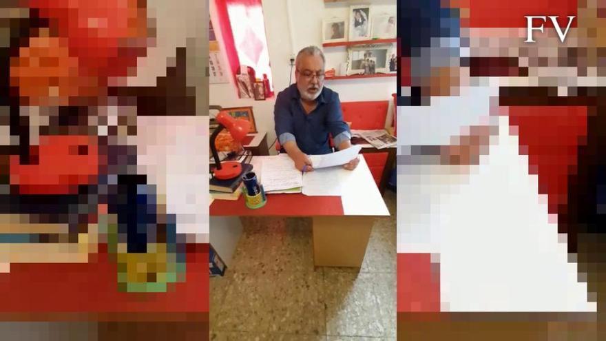 """La comunidad gitana de O Vao clama contra el """"racismo"""""""