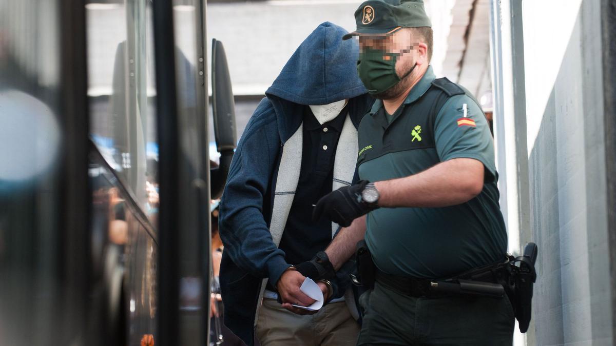 Los tres encarcelados por el crimen de Samuel Luiz en A Coruña seguirán en prisión