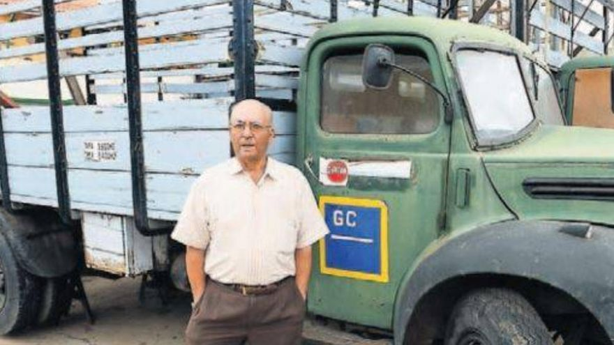 Fallece Silvestre Angulo Amador, importante empresario de La Aldea