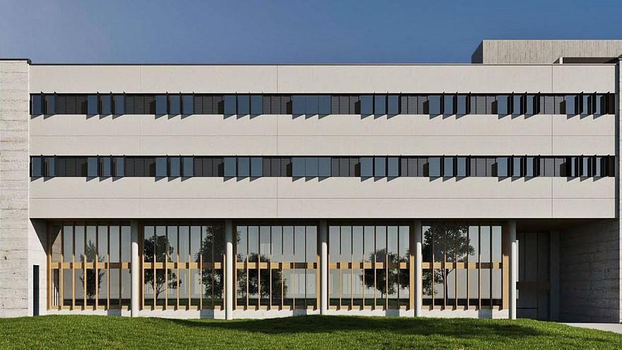 El Campus Agua amplía su edificio con dos nuevas plantas para potenciar la investigación