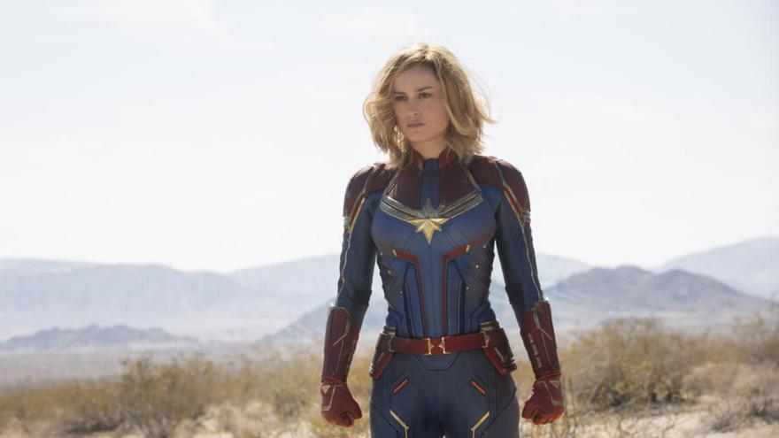 Superpoder femenino para parar una guerra galáctica