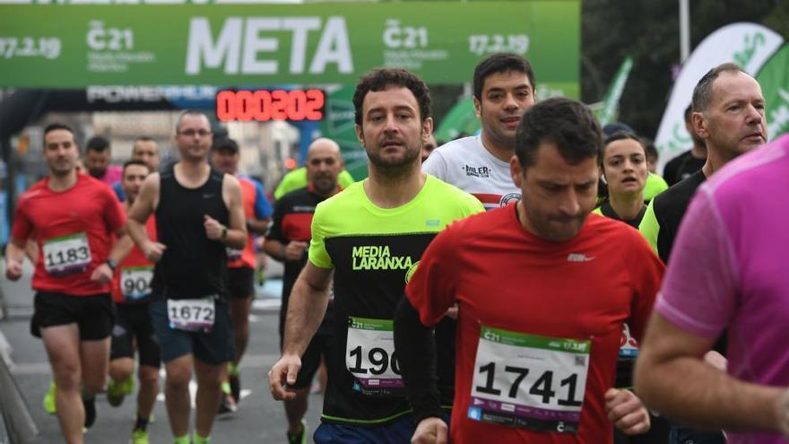 Triunfos internacionales en Coruña21