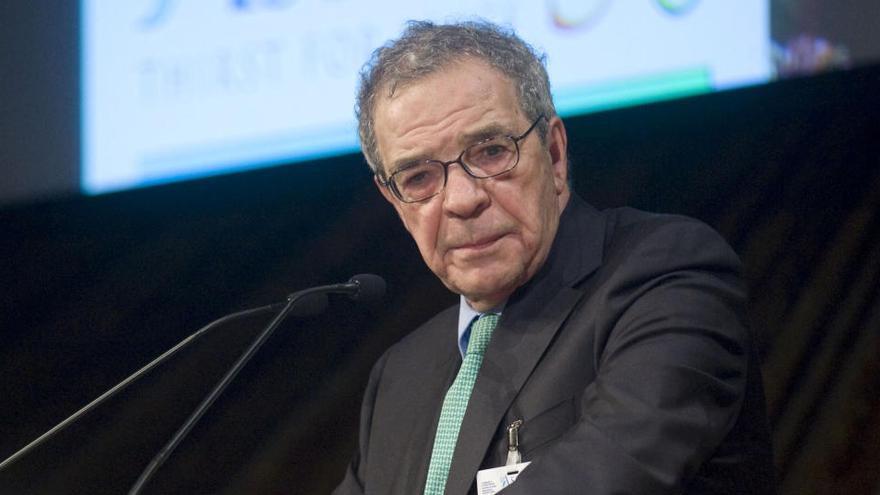 César Alierta, expresidente de Telefónica, en coma inducido tras un segundo infarto