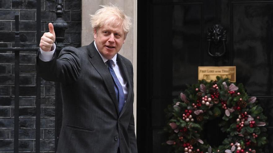 Reino Unido no financiará proyectos de combustible fósil en el extranjero