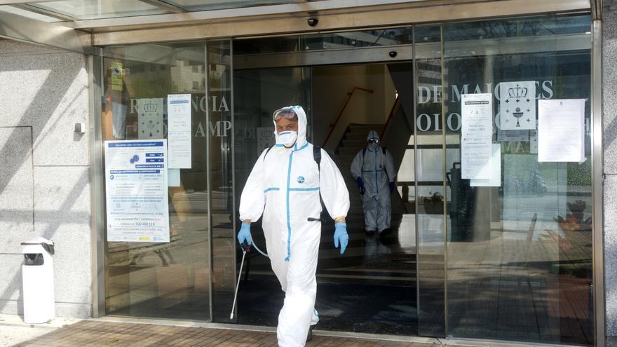 Ascienden a 22 los casos de coronavirus en las residencias gallegas