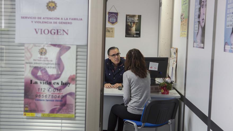 De 4 maltratadas a la semana a 4 al día en San Vicente del Raspeig