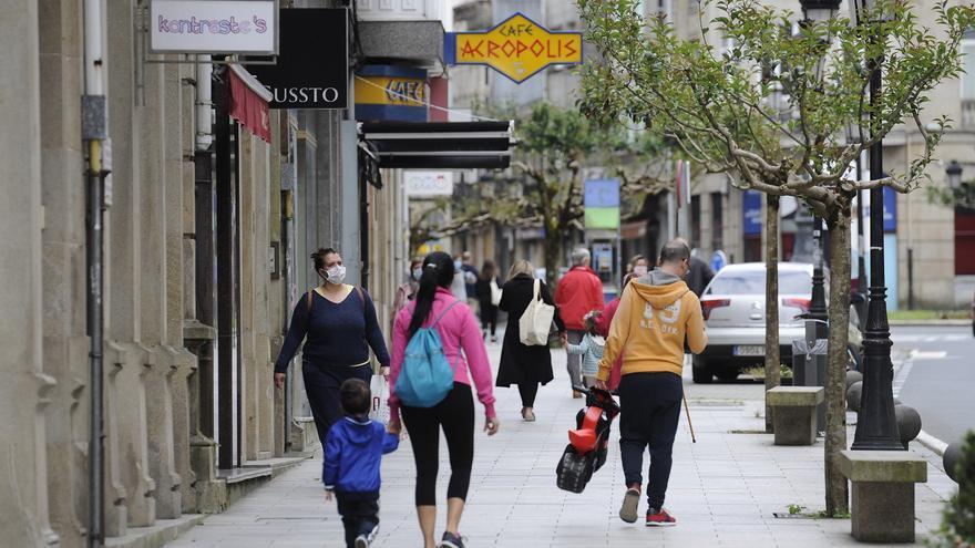 Unas 8.000 gallegas recibirán el nuevo complemento por hijos en la pensión desde este año
