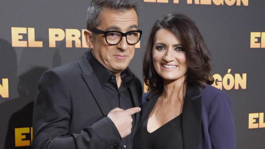 Andreu Buenafuente y Silvia Abril presentarán los Premios Goya